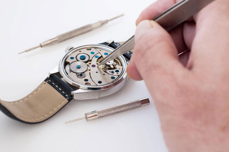 Juwelier Schwarcz Bad Säckingen Uhrenservice